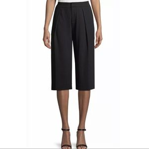 NWT Standard James Perse Black Cullotes size 28
